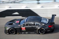 #25 BMW Team RLL BMW M6 GTLM: Bill Auberlen, Lucas Luhr, John Edwards