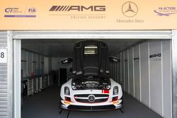 梅赛德斯SLS AMG GT3赛车