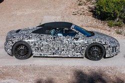 Audi R8 Spyder foto spia
