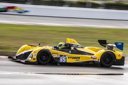 #85 JDC/Miller Motorsports ORECA FLM09: Chris Miller, Mikhail Goikhberg, Stephen Simpson
