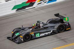 #20 BAR1 Motorsports Oreca FLM09: Johnny Mowlem, Brian Adler, Ryan Eversley, Adam Merzon