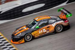 #24 Autometrics Motorsports Porsche GT3-R: Cory Friedman, Joe Toussaint
