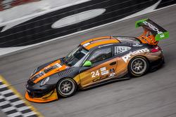 #24 Autometrics Motorsports, Porsche GT3-R: Cory Friedman, Joe Toussaint
