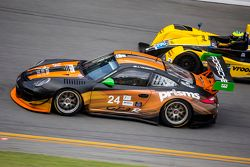 #24 Autometrics Motorsports Porsche GT3-R: Corey Friedman, Joe Toussaint