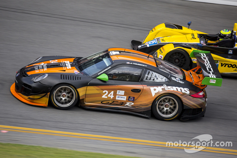 #24 Autometrics Motorsports, Porsche GT3-R: Corey Friedman, Joe Toussaint