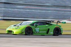 #16 Change Racing Lamborghini Huracan: Bill Sweedler, Townsend Bell, Bryan Sellers, Madison Snow, Bryce Miller