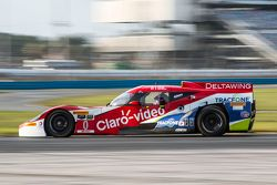 #0 DeltaWing Racing Cars DWC13: Katherine Legge, Andy Meyrick