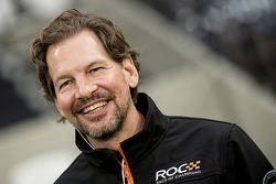 ROC founder Fredrik Johnsson