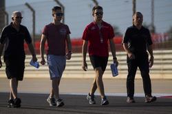 Pal Varhaug, Jenzer Motorsport y Matheo Tuscher, Jenzer Motorsport