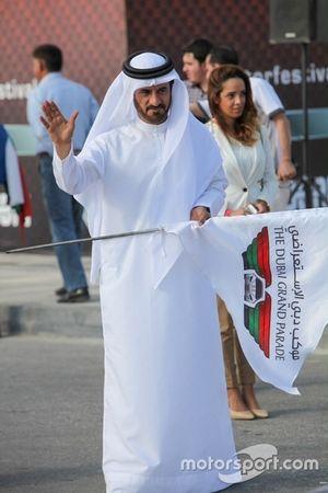 محمد بين سليّم، رالي دبي 2015
