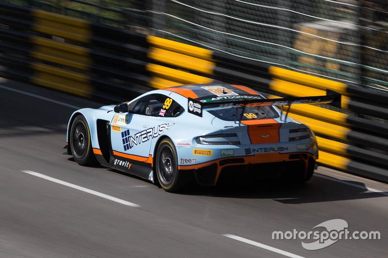 Richard lyons, Craft-Bamboo AMR Aston Martin Vantage GT3 ...