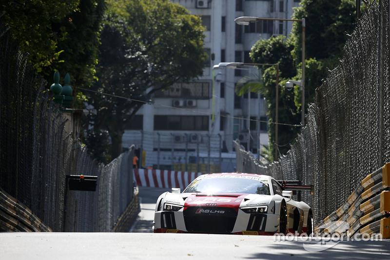 René Rast, Audi Sport Team WRT, Audi R8 LMS