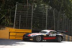 Renger van der Zande, Mercedes AMG Driving Academy, Mercedes-Benz SLS AMG GT3
