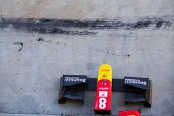 nose cone of Alexander Rossi, Racing Engineering