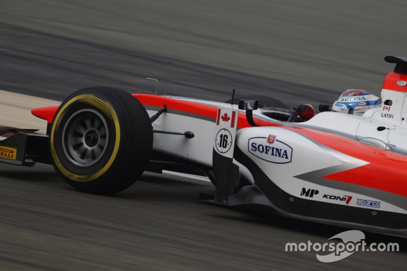 Ніколас Латіфі, MP Motorsport