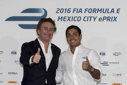 阿里亨德罗·阿加格和特鲁利车队的萨尔瓦多·杜兰
