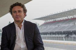 Alejandro Agag, CEO Formule E