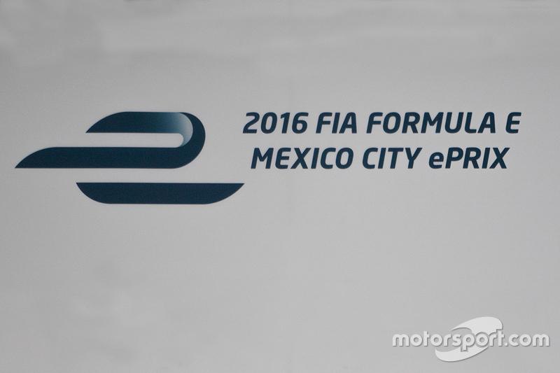 墨西哥城ePrix标志