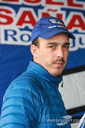 Federico Alonso, Taco Competicion Torino
