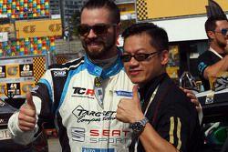 Stefano Comini, SEAT Leon, Target Competition