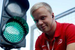 菲利克斯·罗森奎斯特,Prema Powerteam车队