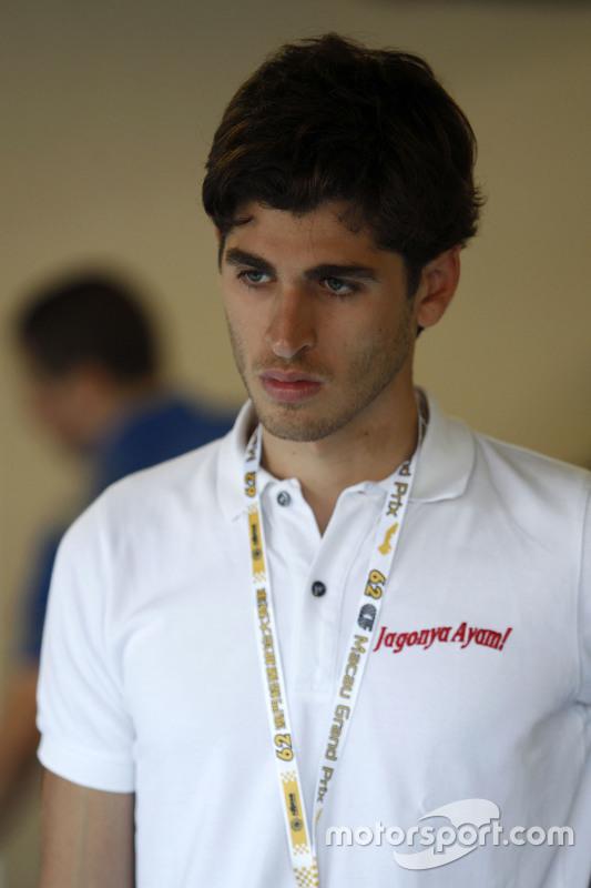 Antonio Giovinazzi, Carlin Dallara Volkswagen