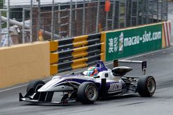 Chang Wing Chung, Fortec Motorsport, Dallara Mercedes