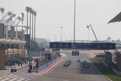GP3 başlangıç gridi