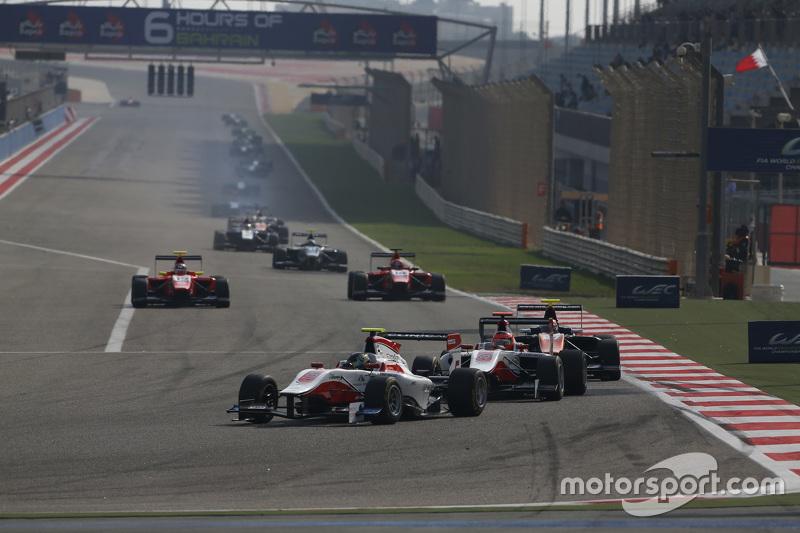 Bahreïn - Course 1