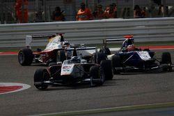 Zaid Ashkanani, Campos Racing memimpin Mitch Gilbert, Carlin and Konstantin Tereshchenko, Campos Rac