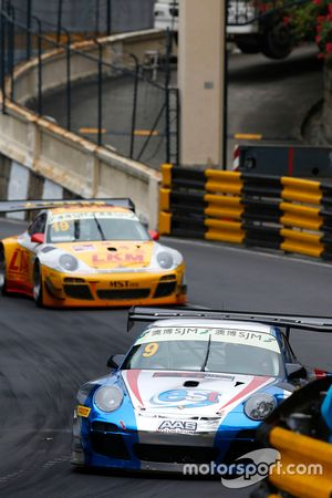 Vutthikorn Inthraphuvasak, Est Cola Racing Team Porsche 997 GT3R