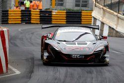 André Couto, FFF Racing Team, McLaren 650s GT3