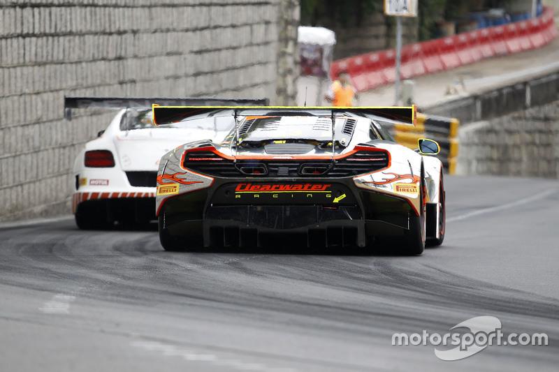 Mok Weng Sun, Clearwater Racing, McLaren 650s GT3