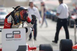 Gara 1, il vincitore Marvin Kirchhofer, ART Grand Prix