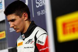 Race 1 Podium: third place Esteban Ocon, ART Grand Prix