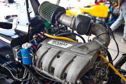 Renault Sport engine detail