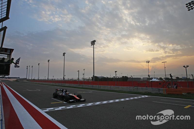 Bahreïn II - Course 1