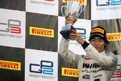 Race 1 second place Nobuharu Matsushita, ART Grand Prix