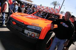 Robby Gordon, Chevrolet