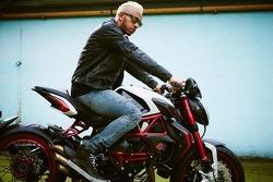 Agusta Hamilton moto