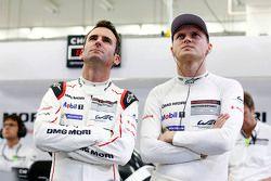 Romain Dumas ve Marc Lieb, Porsche Takımı
