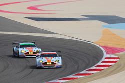 #95 Aston Martin Racing Aston Martin Vantage GTE: Marco Sorensen, Christoffer Nygaard, Nicki Thiim