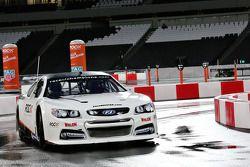 Машина NASCAR Euro Series для гонки чемпионов