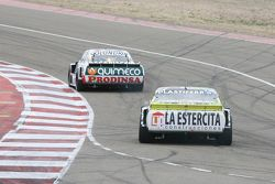 Juan Marcos Angelini, UR Racing Dodge, Omar Martinez, Martinez Competicion Ford