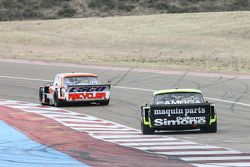 Mariano Werner, Werner Competicion Ford, Mauro Giallombardo, Maquin Parts Racing Ford