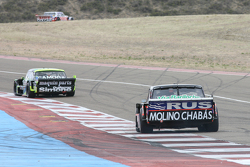 Mauro Giallombardo, Maquin Parts Racing Ford, Emanuel Moriatis, Alifraco Sport Ford