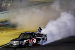 NASCAR Camping World Truck Series 2015 champion Erik Jones, Kyle Busch Racing