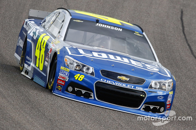 Startnummer 48: Jimmie Johnson (Hendrick-Chevrolet)