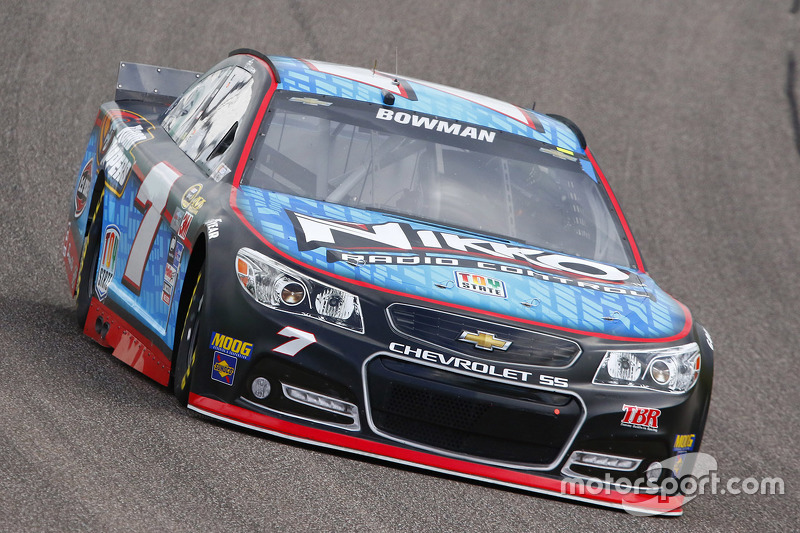 Startnummer 7: Regan Smith (Baldwin-Chevrolet)