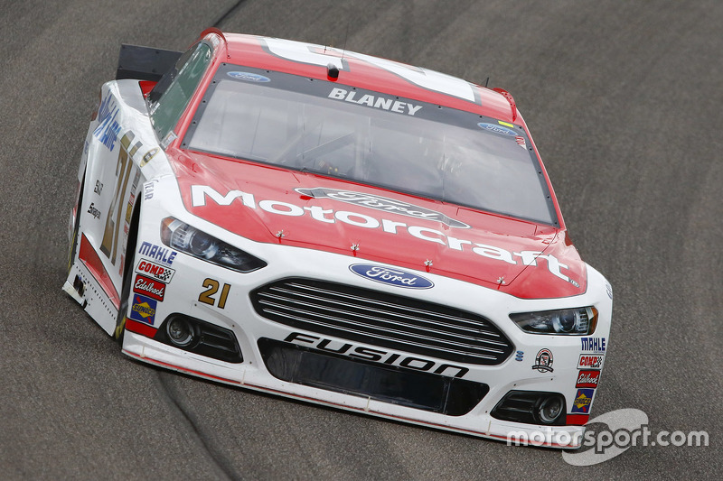 Startnummer 21: Ryan Blaney (Wood-Ford)